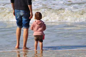 Mut zur nassen Hose! Strand