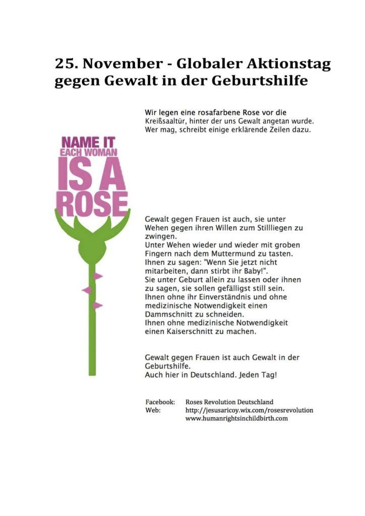 Roses Day 25. November