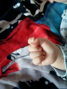 Windelfrei Babyzeichen