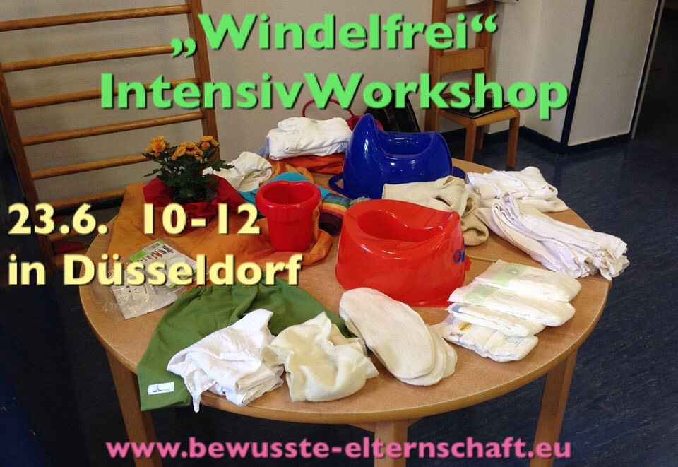 Windelfrei Intensivworkshop