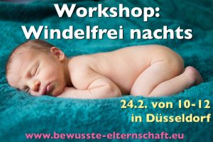 Windelfrei Workshop Windelfrei nachts