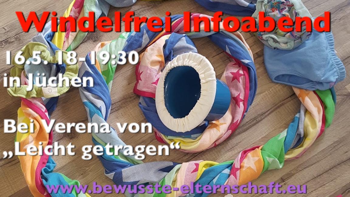 Windelfrei Infoabend Jüchen