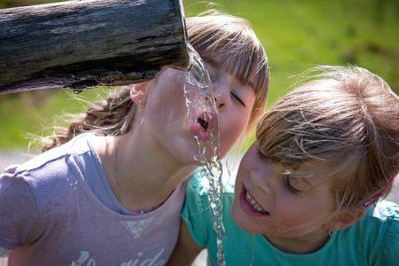Wassertrinken BLW