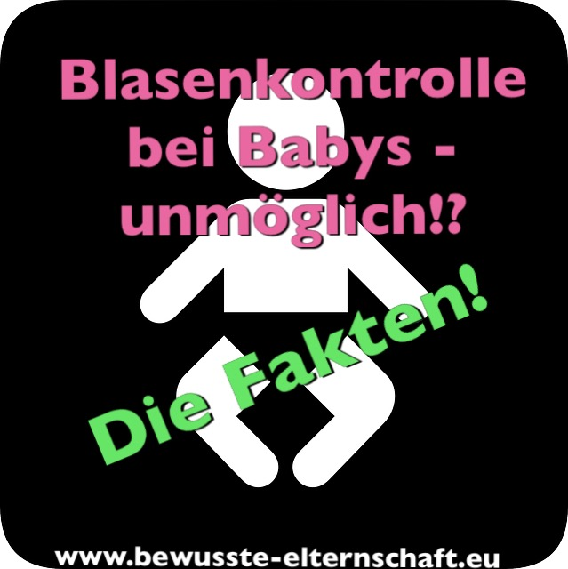Blasenkontrolle bei Babys