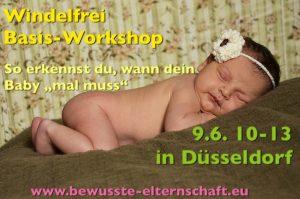 Windelfrei Basis Workshop