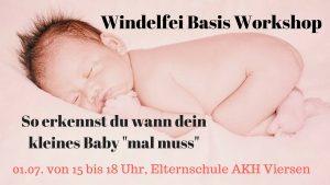 Windelfrei Workshop Viersen